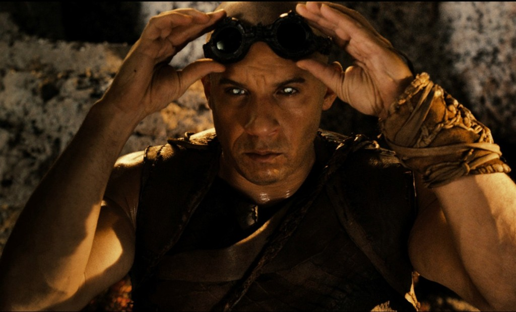 "Clueless Movie Reviews: ""Riddick"""