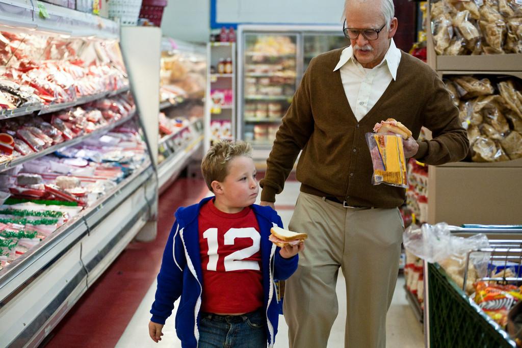 "Clueless Movie Reviews: ""Jackass Presents: Bad Grandpa"""