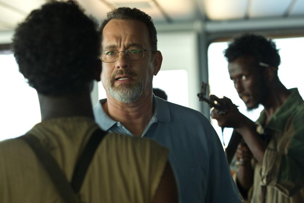 "Clueless Movie Reviews: ""Captain Phillips"""
