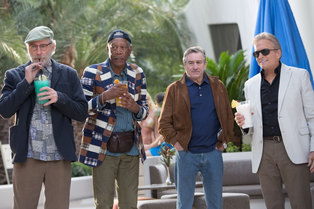 "Clueless Movie Reviews: ""Last Vegas"""