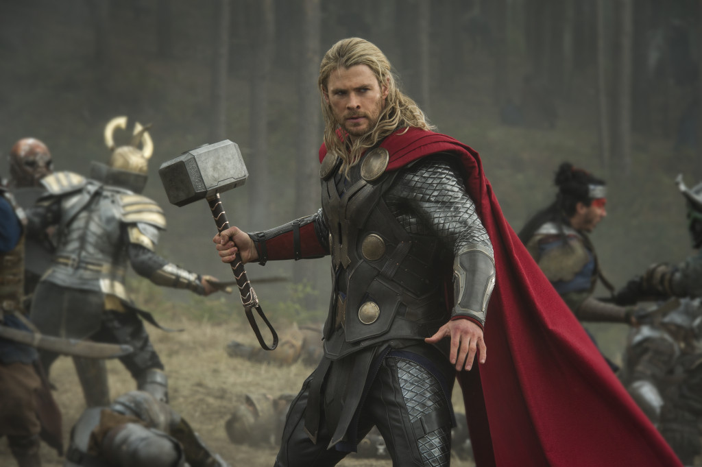 "REVIEW: ""Thor: The Dark World"" ★★ and a ½"