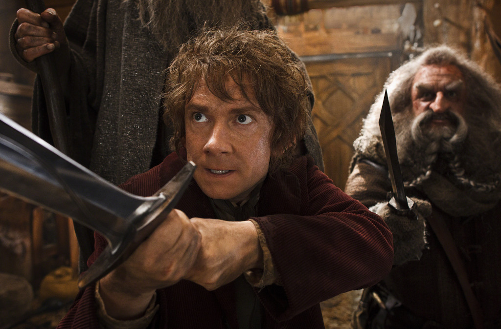 "Clueless Movie Reviews: ""The Hobbit: The Desolation Of Smaug"""