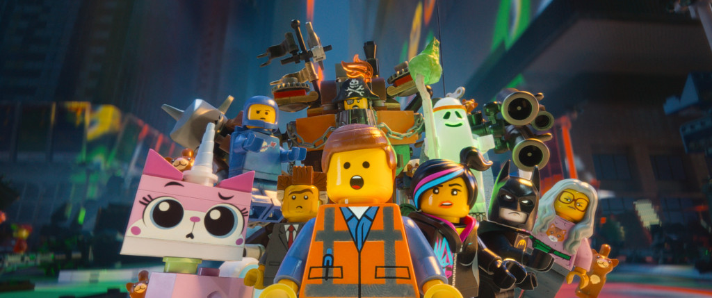 "Clueless Movie Reviews: ""The LEGO® Movie"""