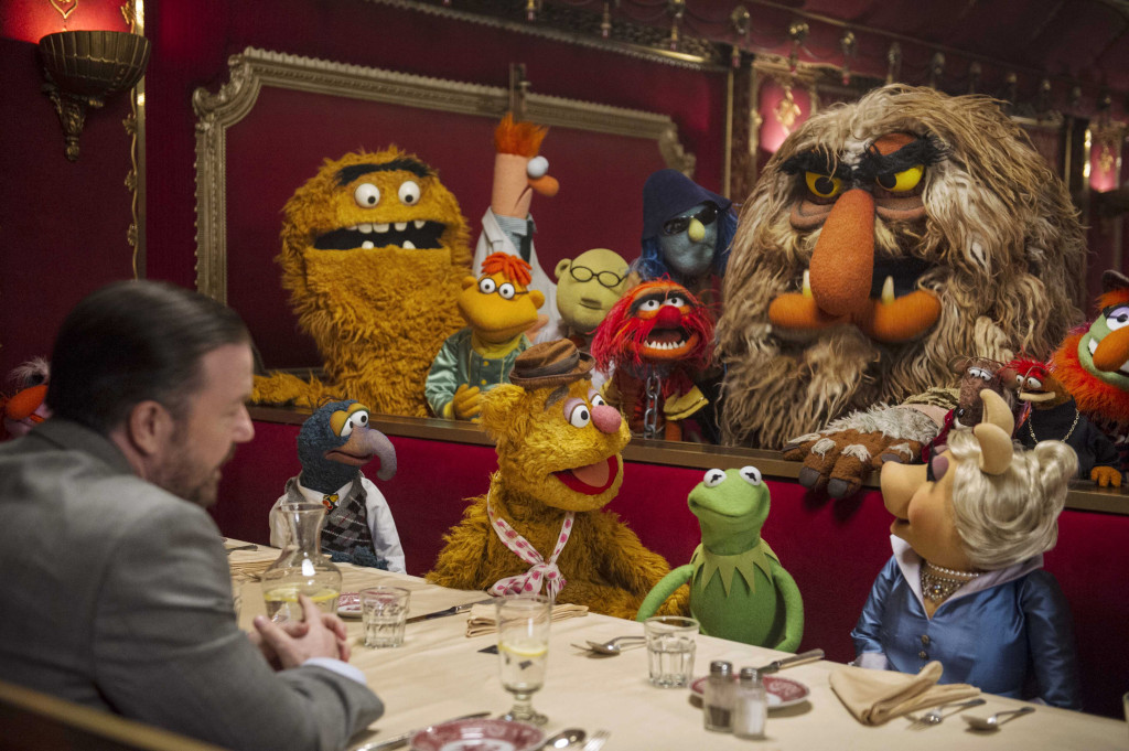 "Clueless Movie Reviews: ""Muppets Most Wanted"""