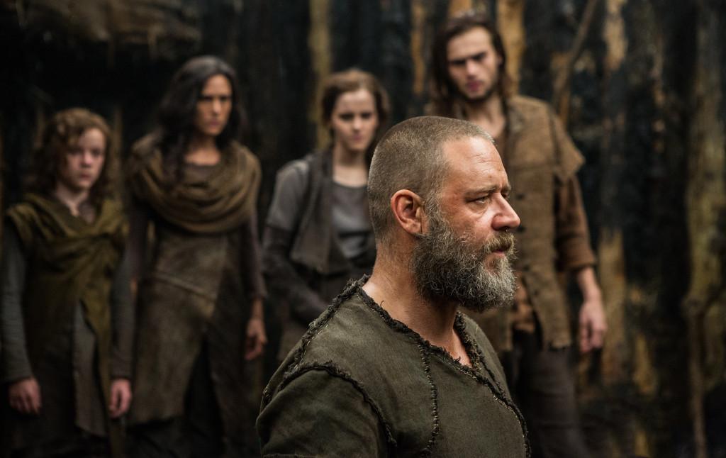 """Clueless Movie Reviews: """"Noah"""""""