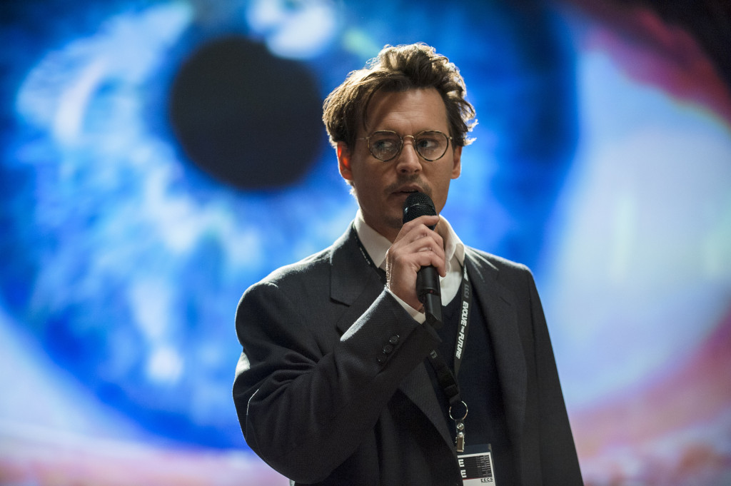 "Review: ""Transcendence"""
