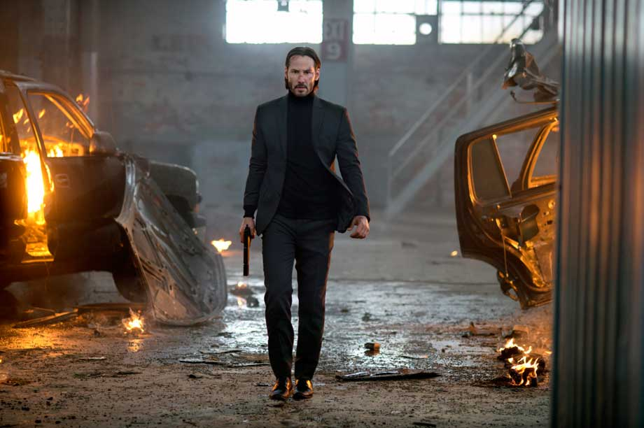 "REVIEW: ""John Wick"" ★★★"