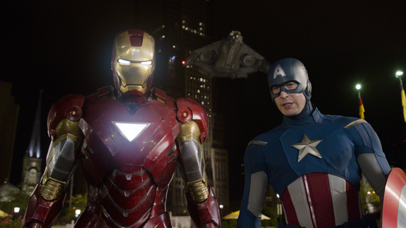 "Review: ""Marvel's The Avengers"""