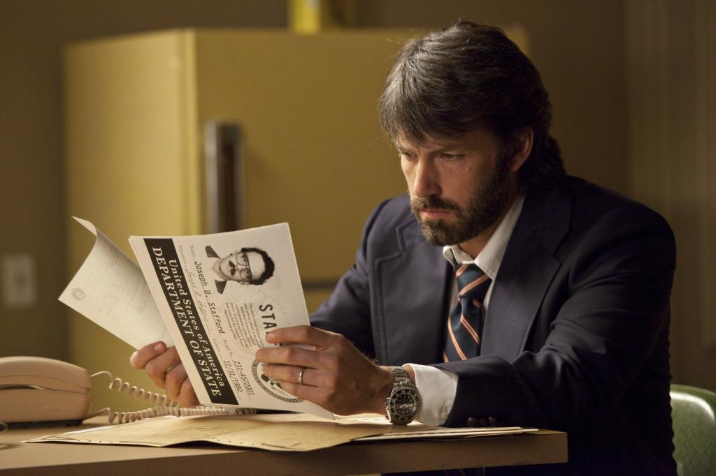 """Clueless Movie Reviews: """"Argo"""""""