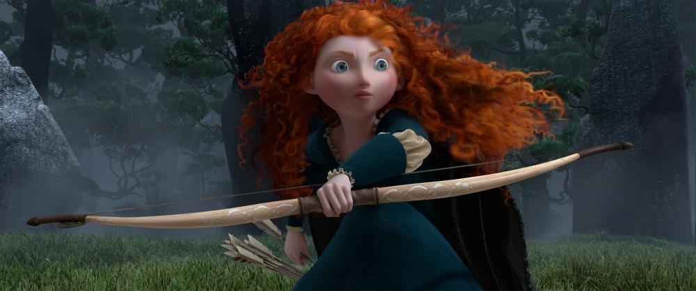 "Review: ""Disney's Brave"""