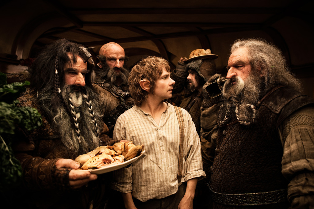 "Clueless Movie Reviews: ""The Hobbit: An Unexpected Journey"""