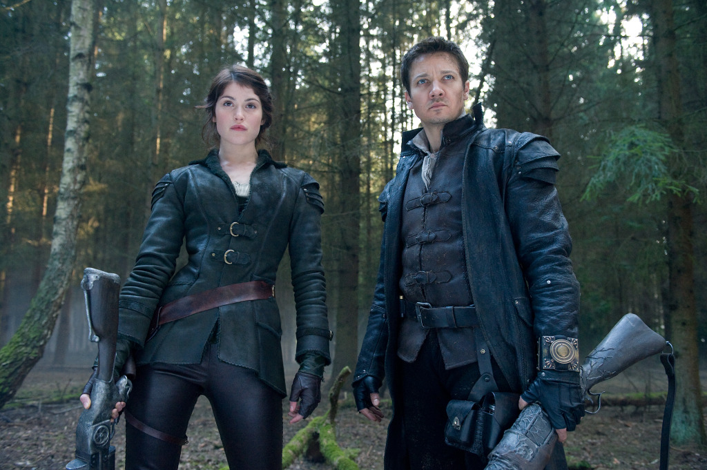 "Clueless Movie Reviews: ""Hansel & Gretel: Witch Hunters"""