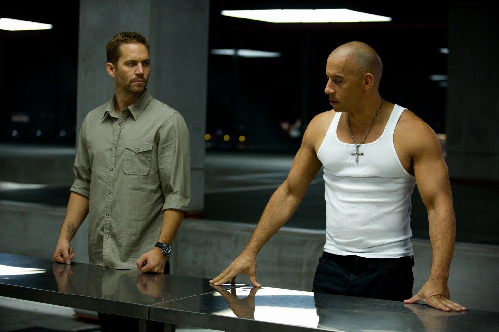 "Clueless Movie Reviews: ""Fast & Furious 6"""