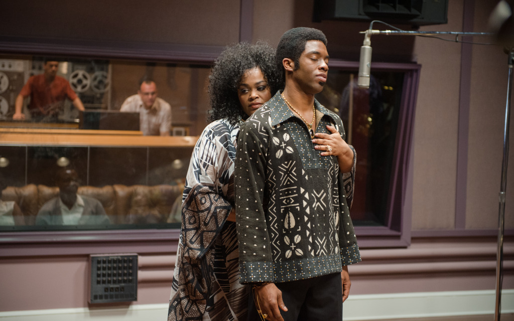 "Review: ""Get On Up"""