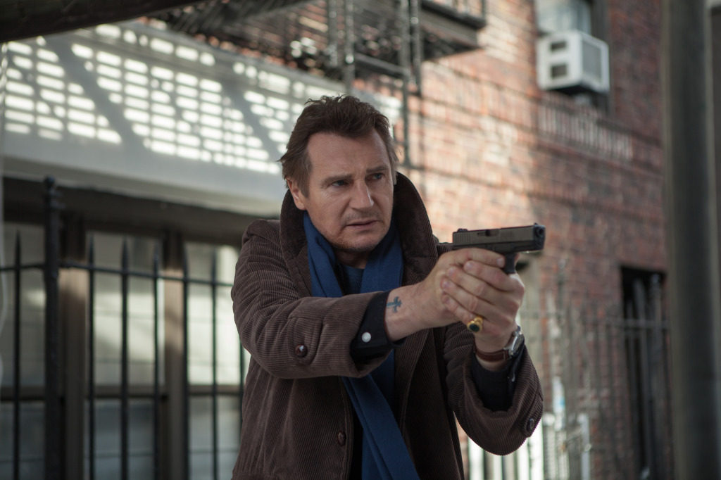"Review: ""A Walk Among The Tombstones"""