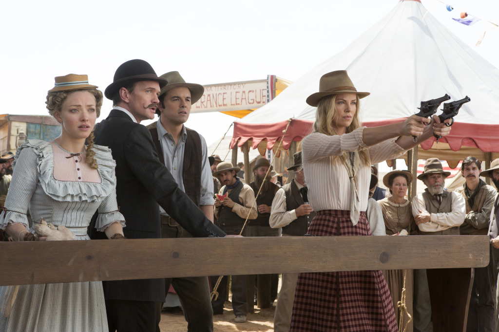 "Review: ""A Million Ways To Die In The West"""