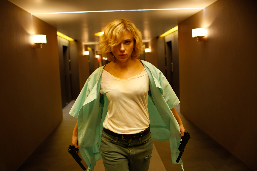 """Review: """"Lucy"""""""