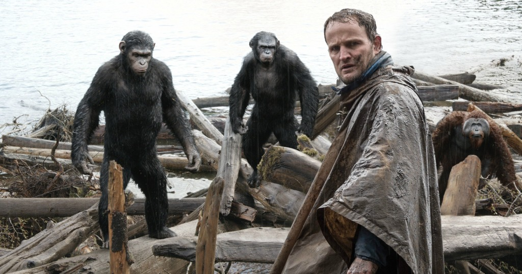 """Review: """"Dawn Of The Planet Of The Apes"""""""