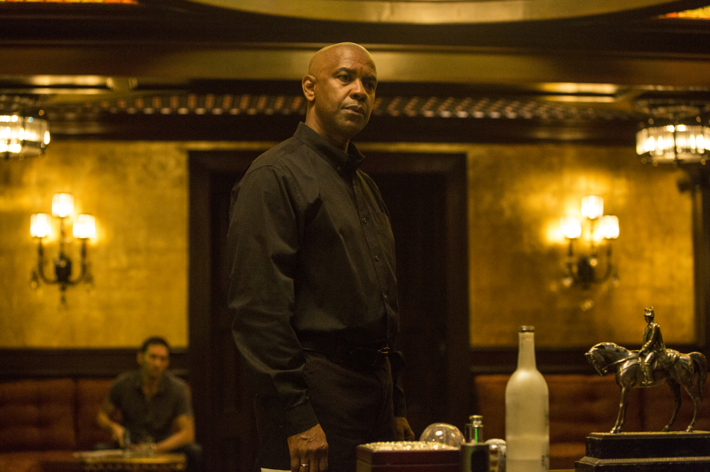 "Review: ""The Equalizer"""