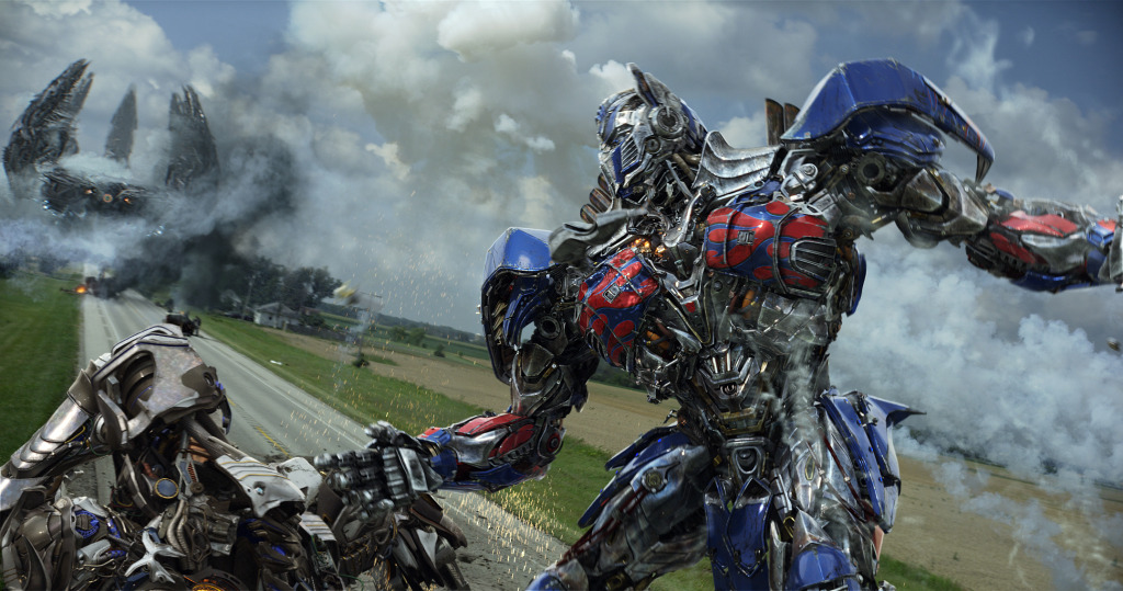 """Review: """"Transformers: Age Of Extinction"""""""