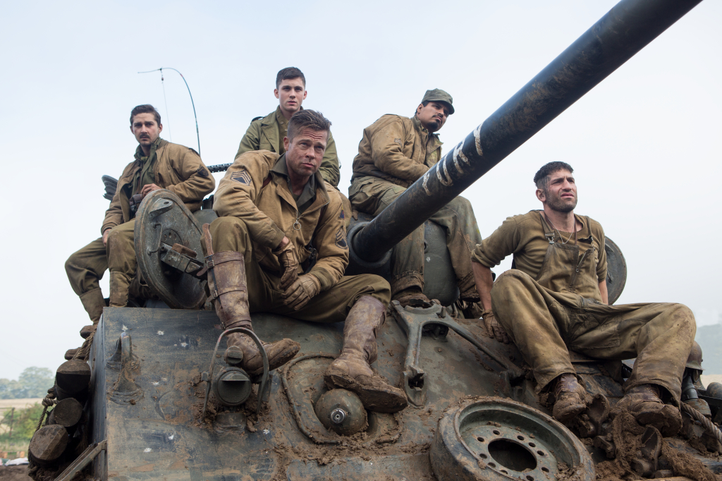 "Review: ""Fury"""