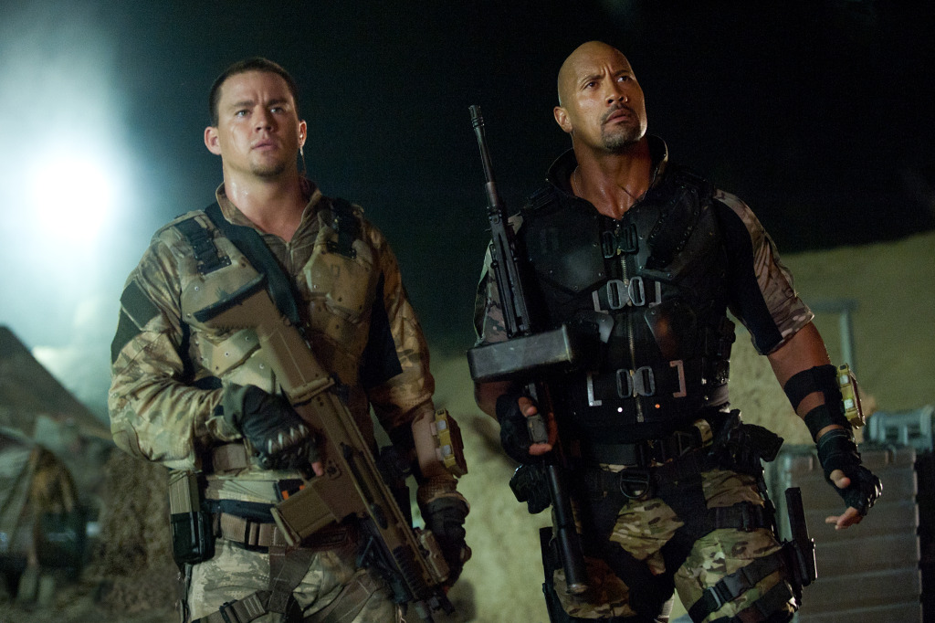 "Clueless Movie Reviews: ""G.I. Joe: Retaliation"""