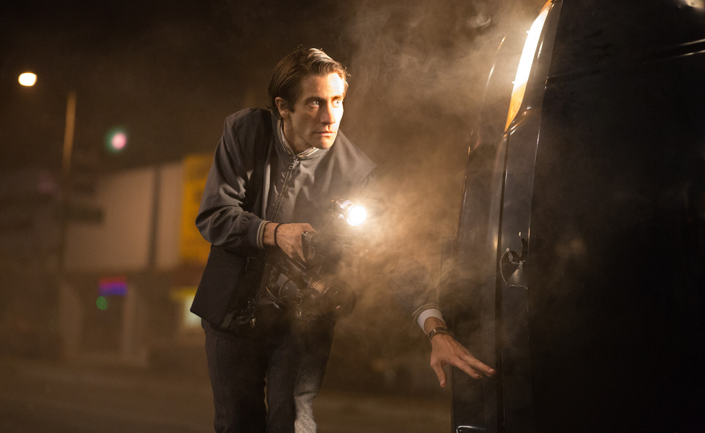 "REVIEW: ""Nightcrawler"" ★★★★"
