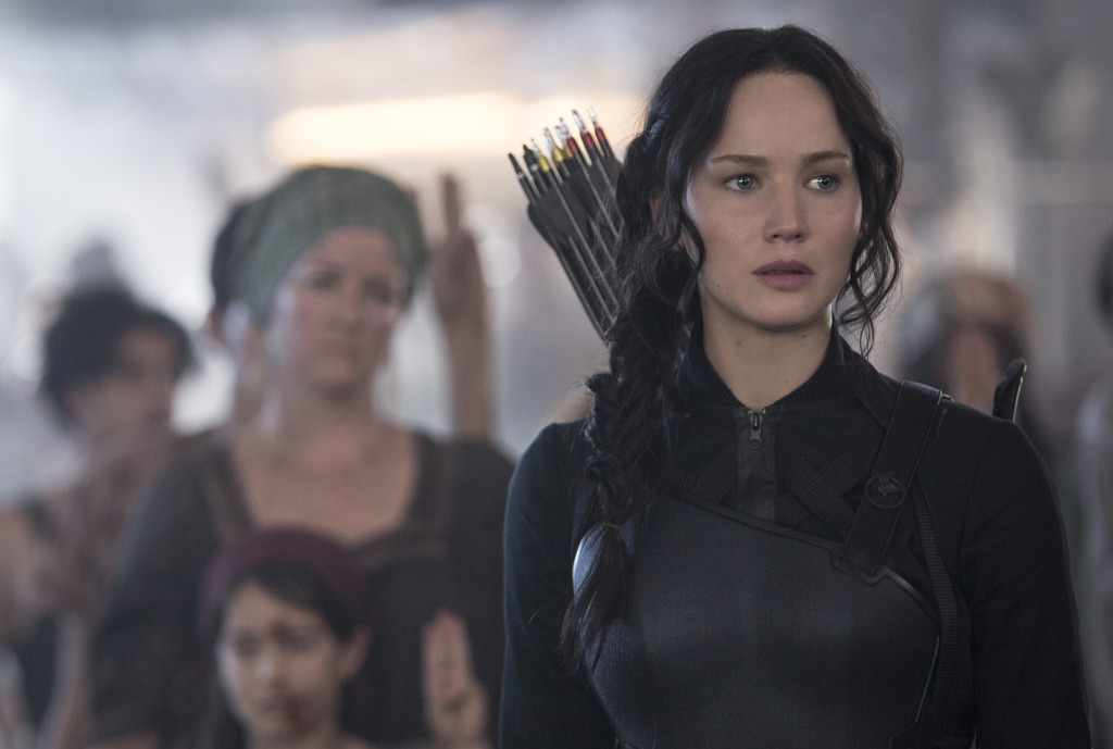 """Review: """"The Hunger Games: Mockingjay – Part 1"""""""