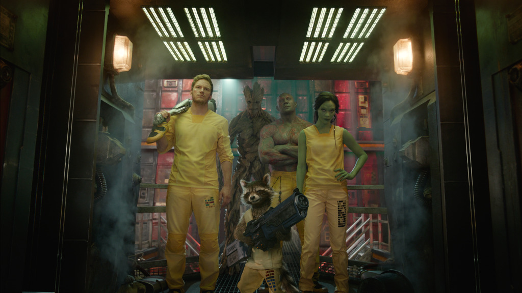 "Review: ""Guardians Of The Galaxy"""