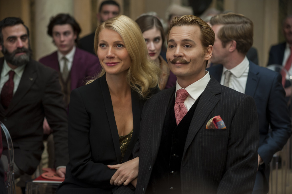 "Review: ""Mortdecai"""