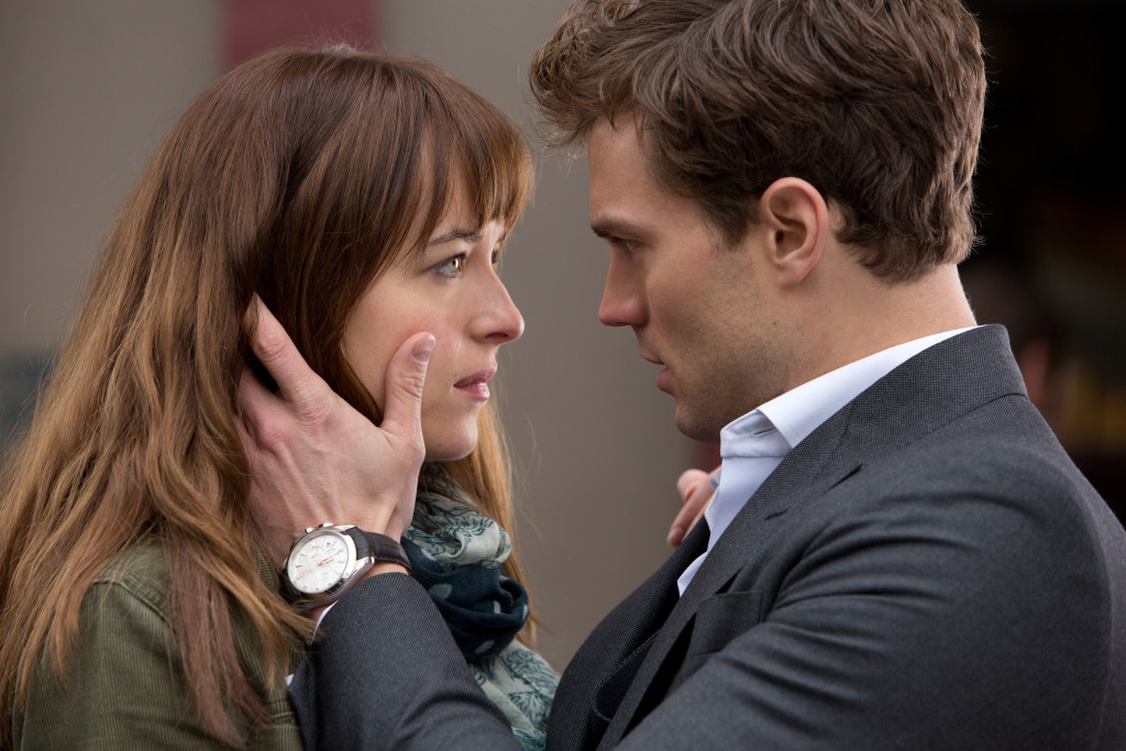 "Review: ""Fifty Shades Of Grey"""