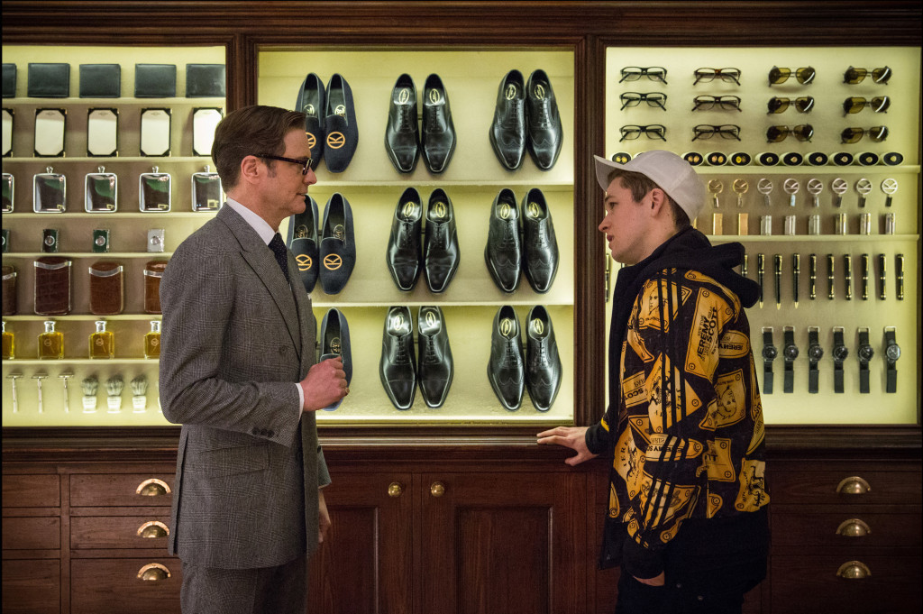 "Review: ""Kingsman: The Secret Service"""