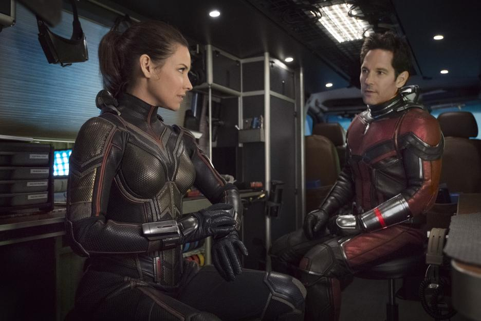 "REVIEW: ""Ant-Man and the Wasp"" ★★★ and a ½"