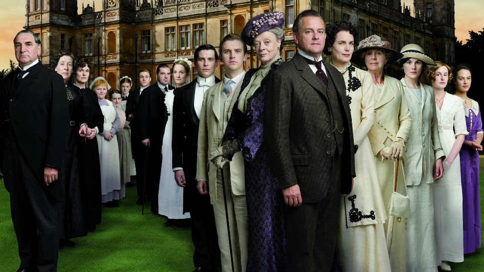 'Downton Abbey' feature film begins production this summer