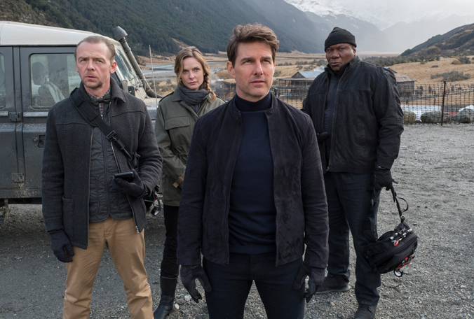 "REVIEW: ""Mission: Impossible – Fallout"" ★★★★"