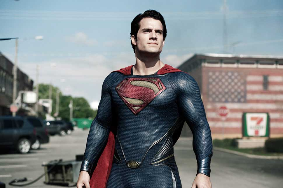 "Henry Cavill done as ""Superman"" for Warner Bros?"