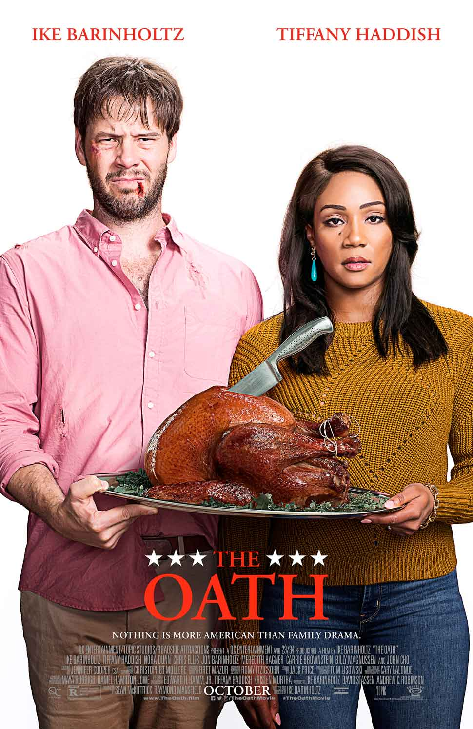The Oath movie poster