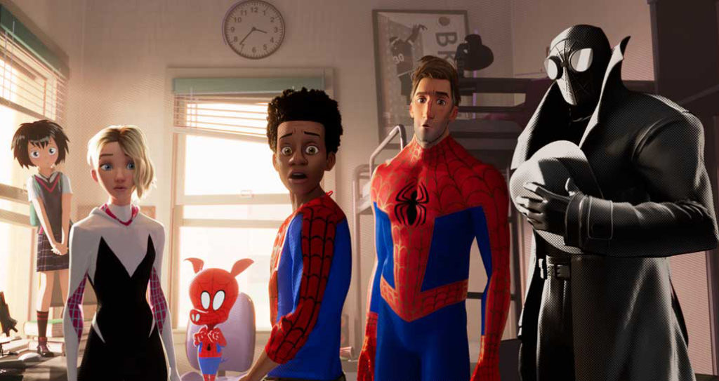"REVIEW: ""Spider-Man: Into the Spider-Verse"" ★★★★"