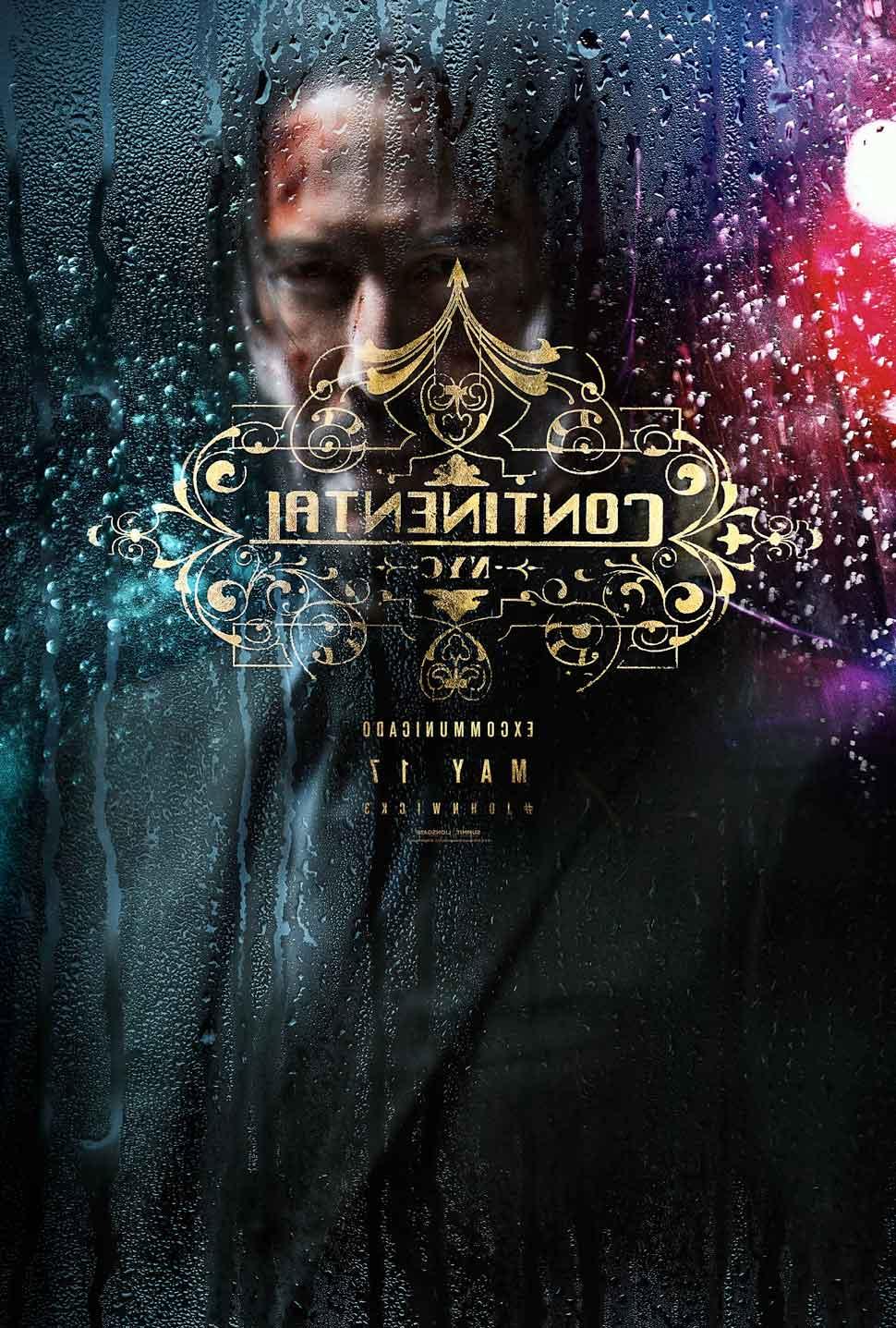 John Wick: Chapter 3 Parabellum teaser poster