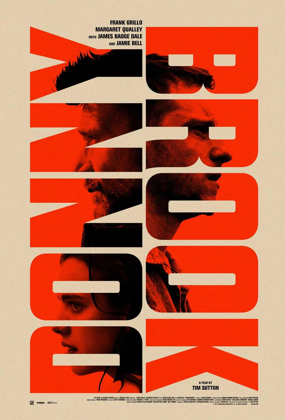 Donnybrook movie poster