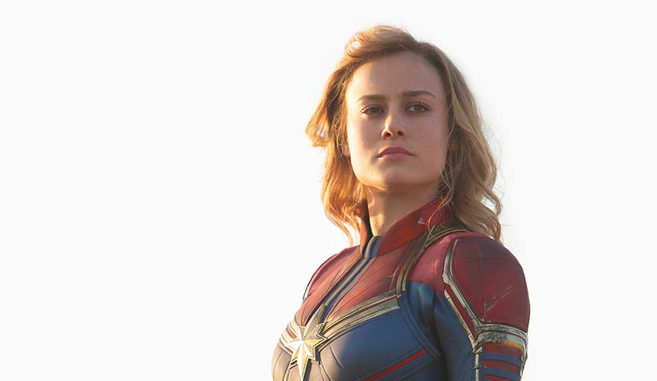 "REVIEW: ""Captain Marvel"" ★★★★"