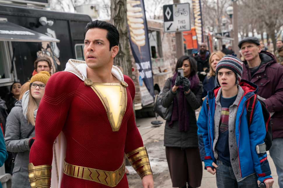 "REVIEW: ""Shazam!"" ★★★ and ½"