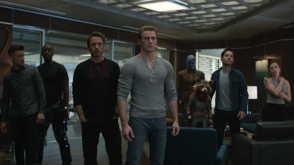 "REVIEW: ""Avengers: Endgame"" ★★★★ and ½"